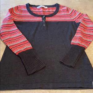 Women's Woolrich sweater size medium